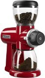 Big Save! KitchenAid KCG0702ER Burr Coffee Grinder, Empire Red