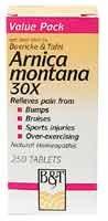 Arnica Montana 30X - 250 - Tablet