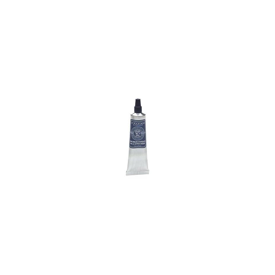 LOccitane Shea Butter Nail & Cuticle Cream, .5 oz Beauty