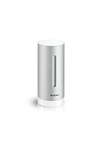 Additional indoor Module for Netatmo Weather Station - Retail Packaging - Aluminium (Netatmo Indoor Module compare prices)