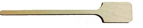 """Perfect Stix Cocktail 6-1000Ct Wooden Cocktail/Coffee Stirrers, 6"""" (Pack Of 1000)"""