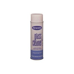 Sprayway SW50 Glass Cleaner - 3 Pack by SPRAYWAY, INC.