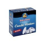 Aluminum Disposable Candle Holders / 50 Pack