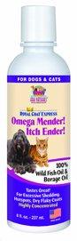 Ark Naturals Omega Mender,Itch Ender 8 Oz 1-Ea