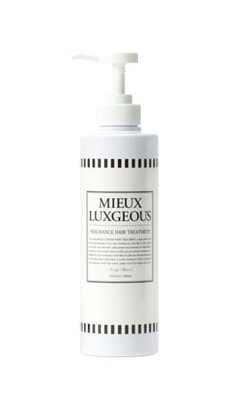 MIEUX LUXGEOUS ミューラグジャス FRAGRANCE HAIR TREATMENT