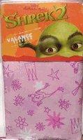 Children's Window Treatment Shrek Friends Forever Valance