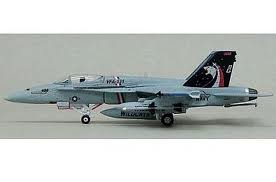 Witty Wings 1/144 F/a-18c Us Navy Vfa-131 Wildcats CAG [Japan Imports]