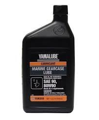 Oem yamaha marine lower unit gearcase lube quart acc gearl for Yamaha f300 oil change kit
