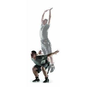 下半身の筋力強化のできる 垂直跳びトレーナー