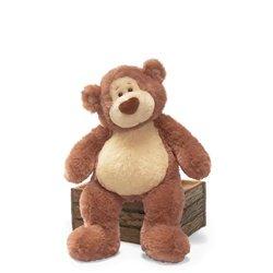 """Alfie 19"""" Bear Plush Gund 015314 Teddy - Brown front-767582"""