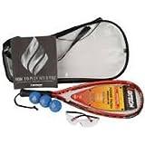 Ektelon Power Pack Plus Starter Kit, Grip 3 5/8 ~ Prince/Ektelon Sports,...