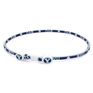Brigham Young Cougars NCAA Titanium Necklace 18