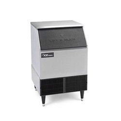 Ice-O-Matic Cube Ice Maker - Medium: Air - Full