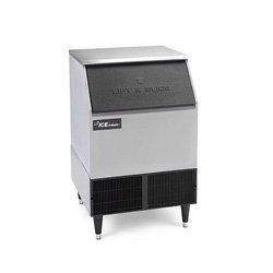 Ice-O-Matic Cube Ice Maker - Medium: Water - Full
