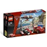 LEGO Disney Cars Exclusive Limited Edition Set #8423 World Grand Prix Racing Rivalry