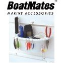 BoatMates Cockpit Organizer, White