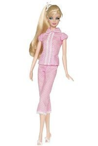 Pottery Barn Barbie Doll front-762769