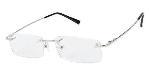 Rimless Glasses Malaysia : Agstum Titanium Alloy Flexible Rimless Frame Prescription ...