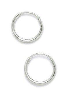 14ct-white-gold-10mm-round-hoop-earrings