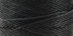 Hemptique Hemp Cord Spool 10# 205 Feet/Pkg Black; 4 Items/Order