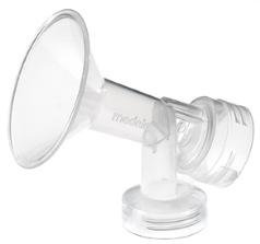 Medela One-Piece Breastshield w/ Valve and Membrane - 1