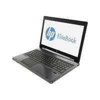HP EliteBook 8570w C6Y99UT 15.6 LED Notebook Intel Core i7-3630QM 2.4GHz 8GB DDR3 500GB HDD + 180GB SSD AMD FirePro M4000 Windows 7 Skilled Upgradable to Genuine Windows 8 Professional Gunmetal