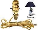 Bottle Stopper Lamp Kit - 1 Pack