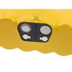 Akku für Staubsauger iRobot Roomba 555 14,4V 3300mAh//47Wh NiMH Gelb