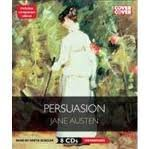 Persuasion (Cover to Cover) [Audiobook, CD] Publisher: AudioGO; Unabridged edition