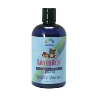 Rainbow Research Baby oh Colloidal Oatmeal Body Wash Scented
