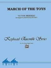 March of the Toys Sheet