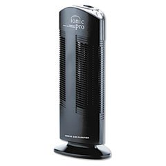 -- Two-Speed Compact Ionic Air Purifier, 250 sq ft Room Capacity