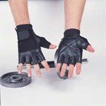 Golds Gym Max Lift Training Gloves (Large)
