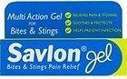 Savlon Bites & Stings Gel Relieves Burning Itchy Bites - 20G