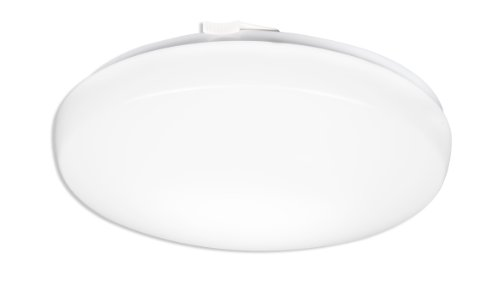 Lithonia Fmlrl 14 20840 M4 Round 14-Inch Led Flush Mount Light, White