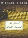 A Rich Full Death (0375706143) by Dibdin, Michael