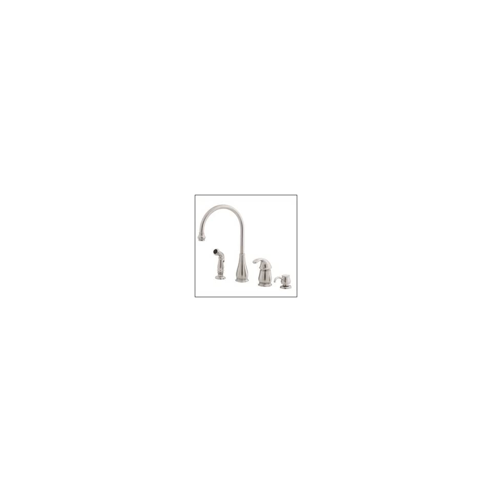 PRICE PFISTER TREVISO Kitchen Faucet CHROME T26 4DCC