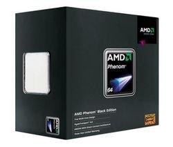 AMD HDZ720WFGIBOX Phenom II X3 720 Black Edition Triple-Core Processor - 2.80 GHz,7.5MB Cache,Socket AM3,95w,3 Year Warranty,Retail Boxed