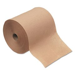 ** Scott Hard Roll Towels, 8 X 800', Natural, 12/Carton ** front-654464