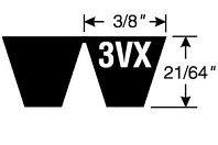 Gates 2/3VX355