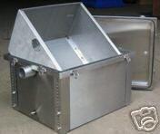 Buy Steel Grease Interceptor 75 GPM (Drain-Net Sinks, Plumbing, Sinks)