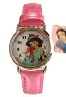 Disney Aladdin Princess Watch - Princess Jasmine leather band watch