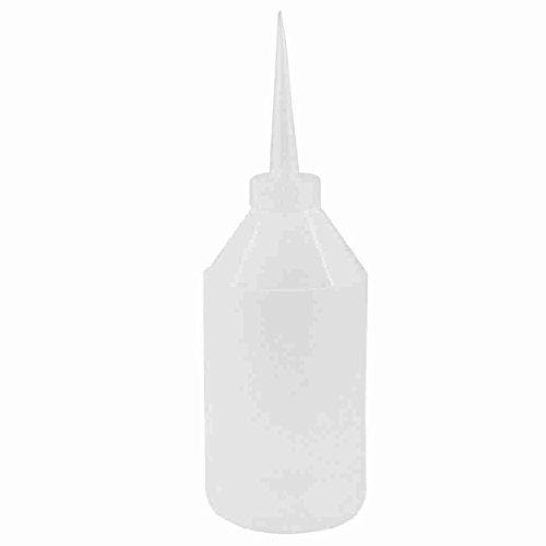 500ml Clear White Plastic Sauce Leere Squeeze Bottle Dispenser