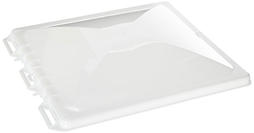 Heng's J7291RWH-C Replacement Jensen Vent Cover, Non-Hinged - White (Rv Parts Vent Covers compare prices)