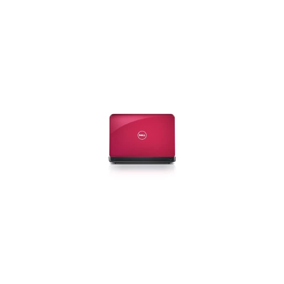 Dell Inspiron Mini 10 Red   Intel Atom N455 1.66GHz, 1GB RAM, 160GB HDD, Integrated Intel video, 3 in 1 Media Card Reader, Wireless, 10.1 Widescreen Display, Windows 7 Starter