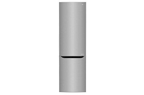 LG GBB60PZGFS Libera installazione 250L 93L A+++ Acciaio inossidabile frigorifero con congelatore