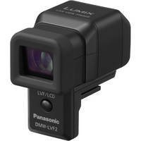Panasonic DMW-LVF2 External Live View Finder for DMC-GX1, DMC-LX7 Cameras (Black)