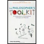 img - for The Philosophers Toolkit A Compendium of Philosophical Concepts and Methods by Baggini, Julian, Fosl, Peter S. [Wiley-Blackwell,2010] (Paperback) 2nd Edition book / textbook / text book