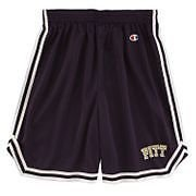 Pittsburgh Pitt Panthers Basketball Warmup Athletic Shorts Sz Mens XXL 2XL by Champion