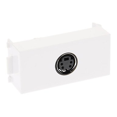 Commoon S-Port Module White For Diy